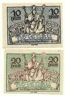 1920 - Austria - Abtenau Notgeld N41, - Austria
