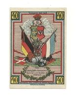 1920 - Germania - Stedesand Notgeld N42, - [11] Emissioni Locali