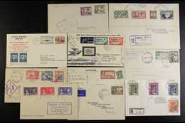 CARTON OF BRITISH COMMONWEALTH COVERS Chiefly 1930's To 1980's Hoard Ofcommercial And Philatelic Covers Hoard Loose In  - Stamps