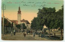 CROATIE - NASIC - Haptplatz - Croatia