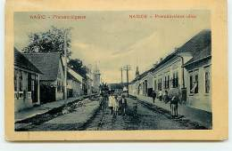 NASICE - Preradoviceva Ulica - Croatia