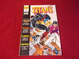 TITANS  No 209 JUIN  1996 /  MARVEL COMICS SEMIC - Collections