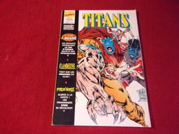 TITANS  No 211 AOUT  1996 /  MARVEL COMICS SEMIC - Collections