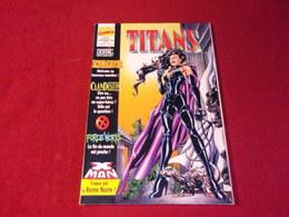 TITANS  No 215 DECEMBRE   1996 /  MARVEL COMICS SEMIC - Collections