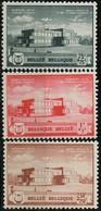 """PIA - BEL - 1940 : A Profitto Della Fondazione Musicale """"Regina Elisabetta"""" - (Yv 532-37) - Belgio"""
