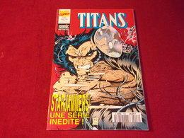 TITANS  No 206 MARS  1996 /  MARVEL COMICS SEMIC - Collections