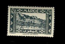 Maroc 1939 - Neuf ** - Y&T N° 195 Vallée Du Draa - - Neufs