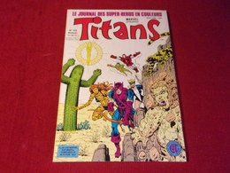TITANS  No 109  1986 /  MARVEL - Collections