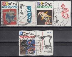 HOLANDA 1988 Nº 1317/19 USADO - 1980-... (Beatrix)