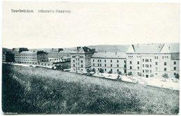 C1 Carte Postale Saarbrücken Infanterie Kaserne - Saarbruecken