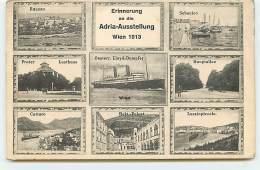 CROATIE - Erinnerung An Die Adria-Ausstellung - Croatia
