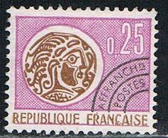 FRANCE : Préoblitéré N° 126 Usagé (sans Colle) - - Vorausentwertungen