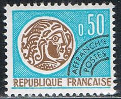 FRANCE : Préoblitéré N° 128 ** - - Vorausentwertungen