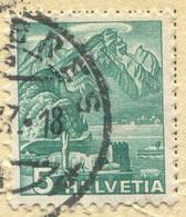 1930 - ABART Doppelprägung Auf Illustrierter Firmenkarte Der C.H.Boehringer Sohn A.-G., Nieder-Ingelheim A. Rh. - Variétés