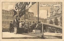 """U.262.  VENEZIA - Collezione """"DOV'ERA, COM'ERA"""" -  Illustrata G.L. Sormani - 1913 - Venezia"""