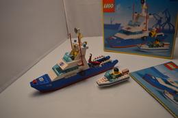 LEGO 6353-1 Coastal Cutter Met Doos - Lego