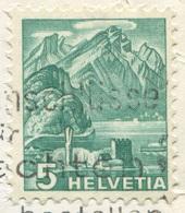 1931 - ABART Doppelprägung Auf Illustrierter Firmenkarte Der C.H.Boehringer Sohn A.-G., Nieder-Ingelheim A. Rh. - Abarten