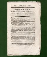D-FR Révolution 1795 Roi D'Espagne Et République De Venise - Documents Historiques