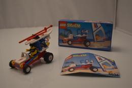 LEGO System 6534-1 Beach Bandit In Doos - Lego System