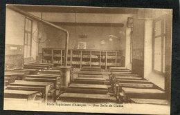 CPA - Ecole Supérieure D'ALENCON - Une Salle De Classe - Alencon