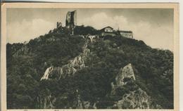 Bei Königswinter V. 1930  Drachenfels Mit Hotel  (653) - Koenigswinter