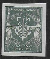 France - Franchise Militaire -  N° 11a - Neuf Sans Gomme - Franchise Militaire (timbres)