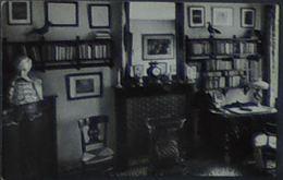 Roisin Cailloux-qui-Bique Maison Verhaeren Bureau Du Poete (NELS Maison Ern. THILL) - Honnelles