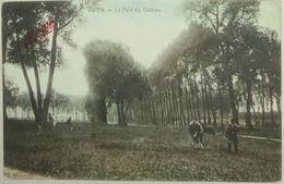 Roisin L E Parc Du Château (Couleur) - Honnelles