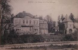 Roisin  Le Château Et La Tour Historique - Honnelles