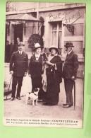 CONTREXEVILLE - Son Altesse Impériale La Grande Duchesse Mme Vve Guedon - Peu Courant  - 2 Scans - Zonder Classificatie