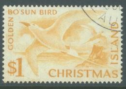 CHRISTMAS - USED/OBLIT  - 1963 - BO SUN BIRD -  Yv 20 - Lot 17346 - Christmas Island