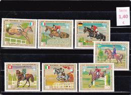 Guinea Ecuatorial  -  Hoja Bloque  (Deportes Olimpiadas - Olympics Sports)  -  7/7153 - Guinea Ecuatorial