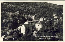 SAINT NECTAIRE: Les Bains - Vue Sur Les Hôtels - Saint Nectaire