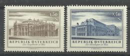 Österreich 1020/1021 ** - 1945-.... 2ème République