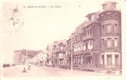 (80) Somme - CPA - Mers Les Bains - Les Villas - Mers Les Bains