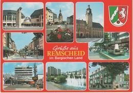 Mehrbildkarte Remscheid Im Bergischen Land - Remscheid