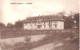(91)  Essonne - CPA - Brunoy - L'Hospice - Brunoy