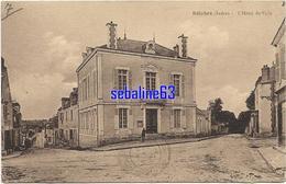 Bélabre - L' Hotel De Ville - France