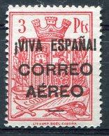 PATRIOTICOS     Burgos   Nº 67    Charnela  -546 - Emisiones Nacionalistas