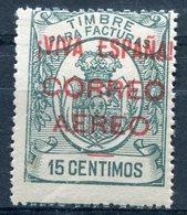 PATRIOTICOS     Burgos   Nº 54    Charnela  -545 - Emisiones Nacionalistas
