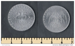 Mali 25 Francs 1976 - Mali (1962-1984)