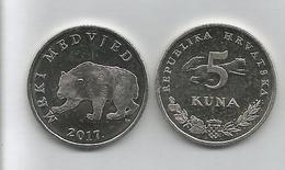 HR 2017 5 KUNA - Croatia