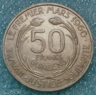 Guinea 50 Francs, 1969 - Guinée