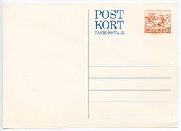 Sweden 1970's Mint Spirit Of St. Louis & Lindbergh Picture Postal Card - Postal Stationery