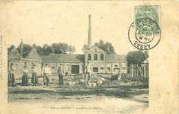 (62) VIS-en-ARTOIS : Ancienne Distillerie (animée) - France