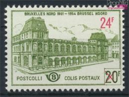 Belgien PP53 (kompl.Ausg.) Postfrisch 1959 Alter Bahnhof (9213251 - Belgien