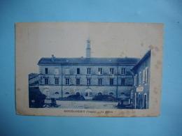 HOUECOURT  -  88  -  La Mairie  -  VOSGES - France