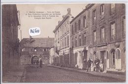 ROCROI- PORTE DE FRANCE ET SOUS-PREFECTURE - Frankrijk