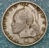 Liberia 10 Cents, 1977 - Liberia