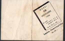 Mont De Marsan (40 Landes) Faire Part De Naissance 1946 (PPP13660) - Naissance & Baptême